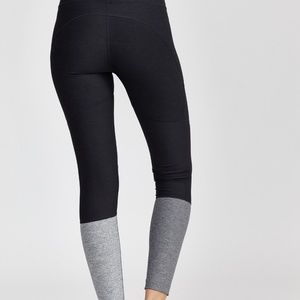 Outdoor Voices Two Tone Legging